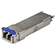 StarTech.com Cisco QSFP-40G-LR4 Comp. QSFP+ Module - 40GBASE-LR4 - 40GE Gigabit Ethernet 40GbE Single Mode Fiber SMF Optic Transceiver QSFP40GLR4ST