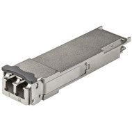 StarTech.com Arista QSFP-40G-LR4 Compatible QSFP+ Module - 40GBASE-LR4 - 40GE QSFP+ 40GbE Single Mode Fiber SMF Optic Transceiver 10km DDM QSFP-40G-LR4-AR-ST