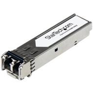 StarTech.com Brocade XBR-000180 Compatible SFP+ Module - 10GBASE-SR - 10GE SFP+ 10GbE Multimode Fiber MMF Optic Transceiver - 300m DDM XBR-000180-ST