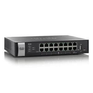 Cisco RV325 Dual WAN Gigabit VPN 16 Port Router (RV325-K9-NA)