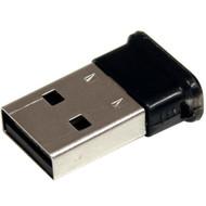 StarTech.com Mini USB Bluetooth 2.1 Adapter - Class 1 EDR Wireless Network Adapter USBBT1EDR2