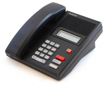 Nortel/Meridian M7100 Phone - Black (Refurbished) (NT8B14)