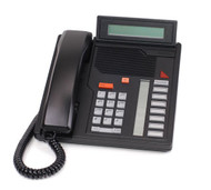 Aastra/Mitel M5208 Digital Centrex Phone - Black - Refurbished ( A1602-0000-0207-R)