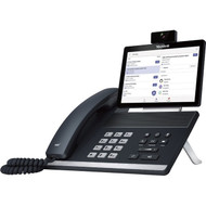 Yealink VP59 IP Phone - Corded/Cordless - Corded/Cordless - Wi-Fi, Bluetooth - Desktop - Classic Gray VP59-TEAMS
