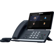 Yealink T58A IP Phone - Corded/Cordless - Corded - Bluetooth - Metallic Gray SIP-T58A-TEAMS