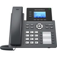 Grandstream GRP2604 IP Phone - Corded - Corded - Wall Mountable, Desktop GRP2604
