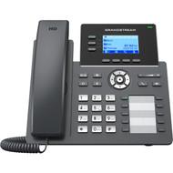 Grandstream GRP2604P IP Phone - Corded - Corded - Wall Mountable, Desktop GRP2604P