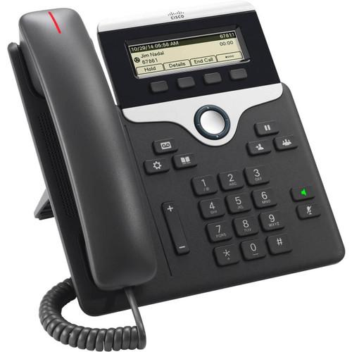 Cisco 7811 VoIP SIP Desk Phone (CP-7811-3PCC-K9)