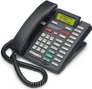 Aastra 9417 Analog Telephone - Black (Refurbished) (NT2N36-R)