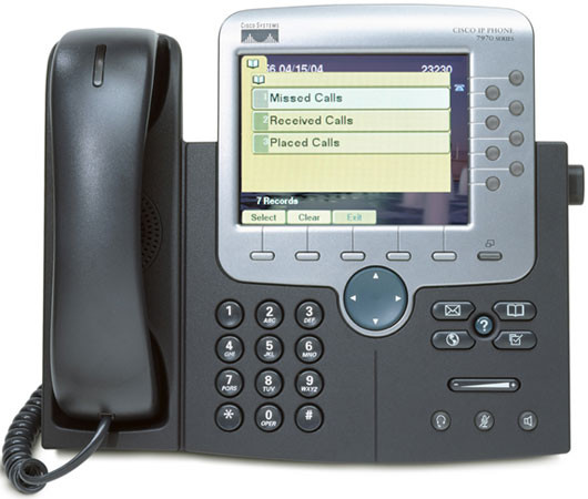 Cisco 7970 IP Phone - Refurbished