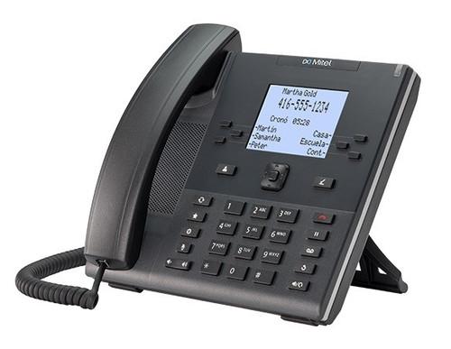 Mitel 6390 Single Line Analog Phone (50006795)