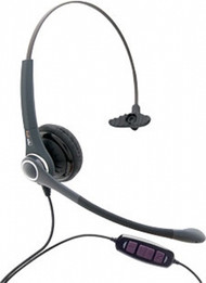 Axtel Pro Mono Noise Cancelling Wideband Wired Headset (AXH-PROM)