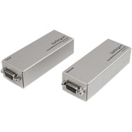 StarTech.com Serial DB9 RS232 Extender over Cat 5 - Up to 3300 ft (1000 meters) RS232EXTC1