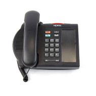 Nortel M3901 Digital Telephone - Black/Charcoal - Refurbished (NTMN31BB)
