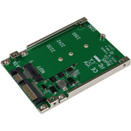 StarTech.com M.2 SATA SSD to 2.5in SATA Adapter Converter SAT32M225