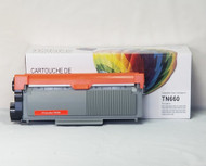 Compatible Brother TN660 Toner Cartridge - Black - Balloon Brand