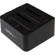 """StarTech.com SATA Hard Drive Docking Station - USB 3.1 (10Gbps) Hard Drive Dock for 2.5"""" & 3.5"""" SATA SSD / HDD Drives (SDOCK2U313) SDOCK2U313"""