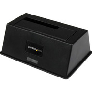 StarTech.com eSATA / USB 3.0 SATA III Hard Drive Docking Station SSD / HDD with UASP SDOCKU33EBV