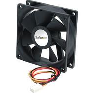 StarTech.com 92x25mm Ball Bearing Quiet Computer Case Fan w/ TX3 Connector FAN9X25TX3L