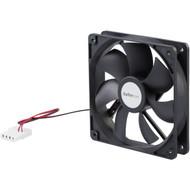 StarTech.com 120x25mm Dual Ball Bearing Computer Case Fan w/ LP4 Connector FANBOX12
