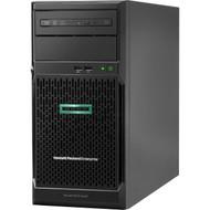 HPE ProLiant ML30 G10 4U Tower Server - 1 x Xeon E-2224 - 16 GB RAM HDD SSD - Serial ATA/600 Controller P16928-S01