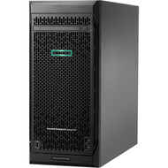 HPE ProLiant ML110 G10 4.5U Tower Server - 1 x Xeon Silver 4210 - 16 GB RAM HDD SSD - Serial ATA/600 Controller P10813-001