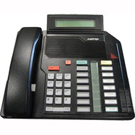 Aastra / Mitel M5316 Digital Centrex Telephone - Black - Refurbished (A1604-0000-0207-R)