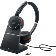 Jabra EVOLVE 75 with Charging Stand UC Stereo 7599-838-199
