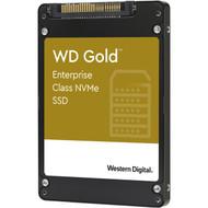WD Gold WDS768T1D0D 7.68 TB Solid State Drive - Internal - U.2 (SFF-8639) NVMe (PCI Express NVMe 3.1 x4) - Read Intensive WDS768T1D0D