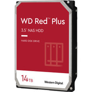 """WD Red Plus WD140EFGX 14 TB Hard Drive - 3.5"""" Internal - SATA (SATA/600) WD140EFGX"""