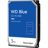 "WD Blue WD30EZAZ 3 TB Hard Drive - 3.5"" Internal - SATA (SATA/600) WD30EZAZ"