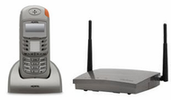 Avaya Norstar T7406E Cordless Handset with Base Station - Refurbished (NT8B45AAAP)