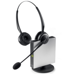 Jabra 9125 Duo Flex Wireless Headset