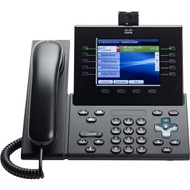 Cisco 9951 IP Desk Phone - Charcoal - Refurbished (CP-9951-C-K9-RF)