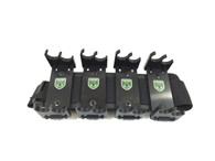 Taccom 16S4 Chest Rig Shell Holder - 12ga.