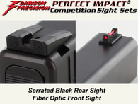 Dawson Precision Competition Fixed Sight Set-GLOCK