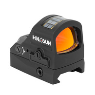 Holosun HS507C Gen2 Reflex Sight - Circle Dot & Solar