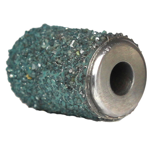 Equine Dental Split Blue diamond Bullet Nose Burr for horse dentistry