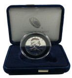 1956 Franklin Silver Half Dollar, GEM Proof 50C in New Air-Tite Capsule & Deluxe Box