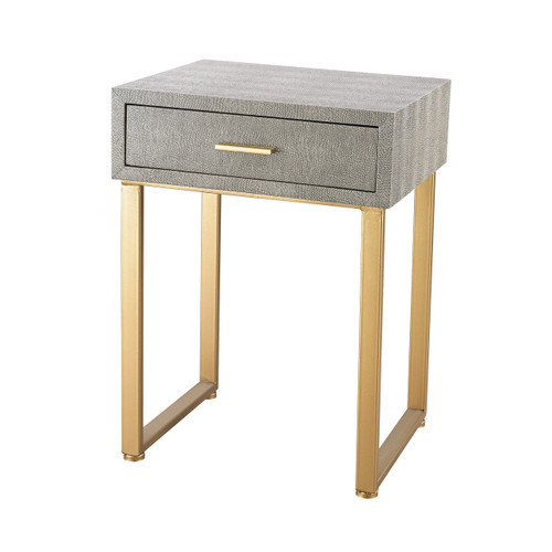 Sterling 3169-025S Beaufort Point Accent Side Table with Drawer