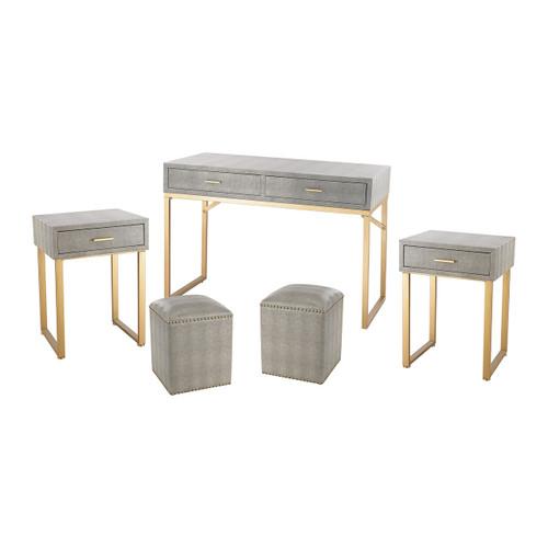Sterling 3169-025/S5 Beaufort Point 5 Piece Furniture Set