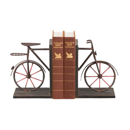 Sterling 51-3857 Pair Bicycle Bookends