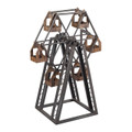 Sterling 138-008 Bradworth Industrial Ferris Wheel Candle Holder