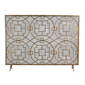 Sterling 51-10160 Geometric Fire screen