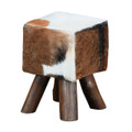 Sterling 6500536 Ilford Square Stool (Small)