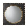 Sterling 51-004 Metal Frame Rivet Porthole Mirror