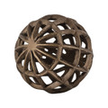 Sterling 8903-037/S2 Antique Brass Globe (Set of 2)