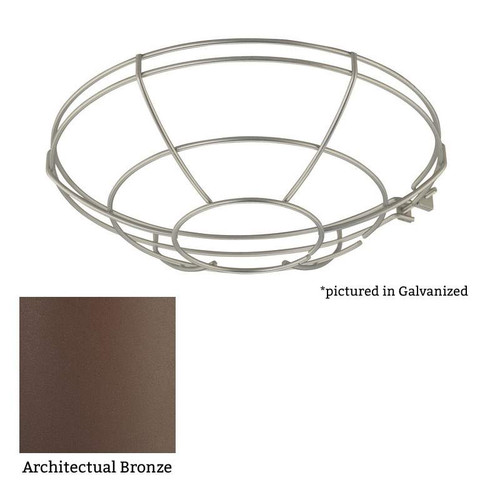 Millennium Lighting RWG10-ABR R Series Wire Guard in Architectural Bronze