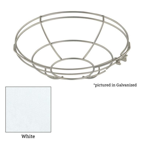 Millennium Lighting RWG12-WH R Series Wire Guard in White