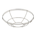 "Millennium Lighting RWG17-GA R Series Galvanized Steel 17"" Protective Light Wire Guard"
